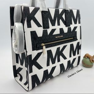 💖NeW! Michael Kors Kenly Large Tote